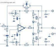 12W Audio Amplifier based MOSFET 2SK135 / 2SJ50 | Invertieren