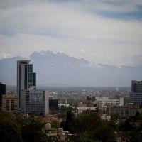 Reportan buena calidad de aire en el Valle de México