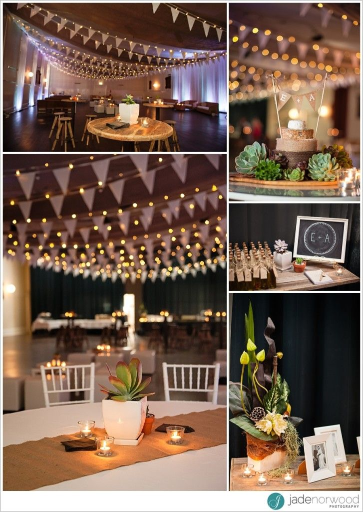 A unique wedding that twists traditional wedding ideas for that a unique wedding that twists traditional wedding ideas for that rustic look rustic wedding decorations junglespirit Image collections
