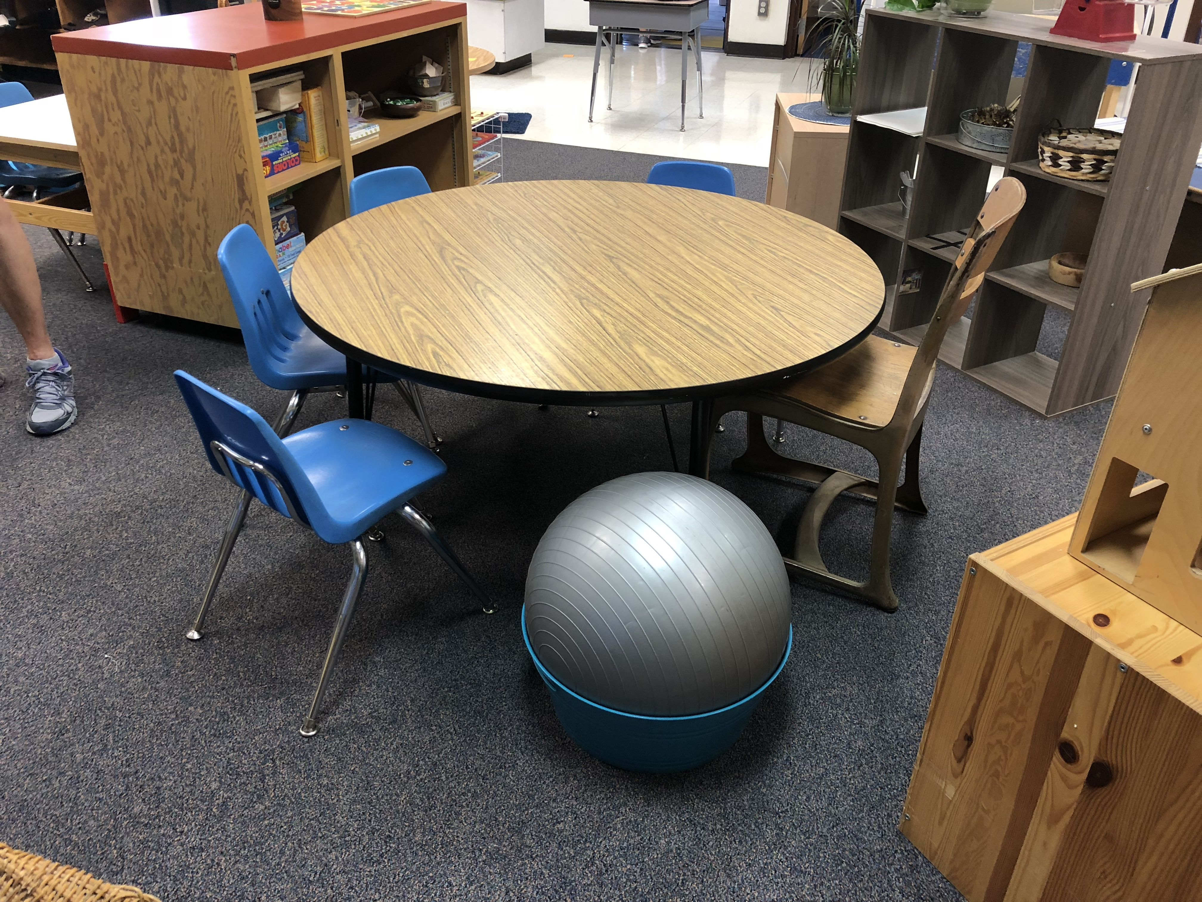 Example Of Flexible Seating For A K 2 Cross Catagorical