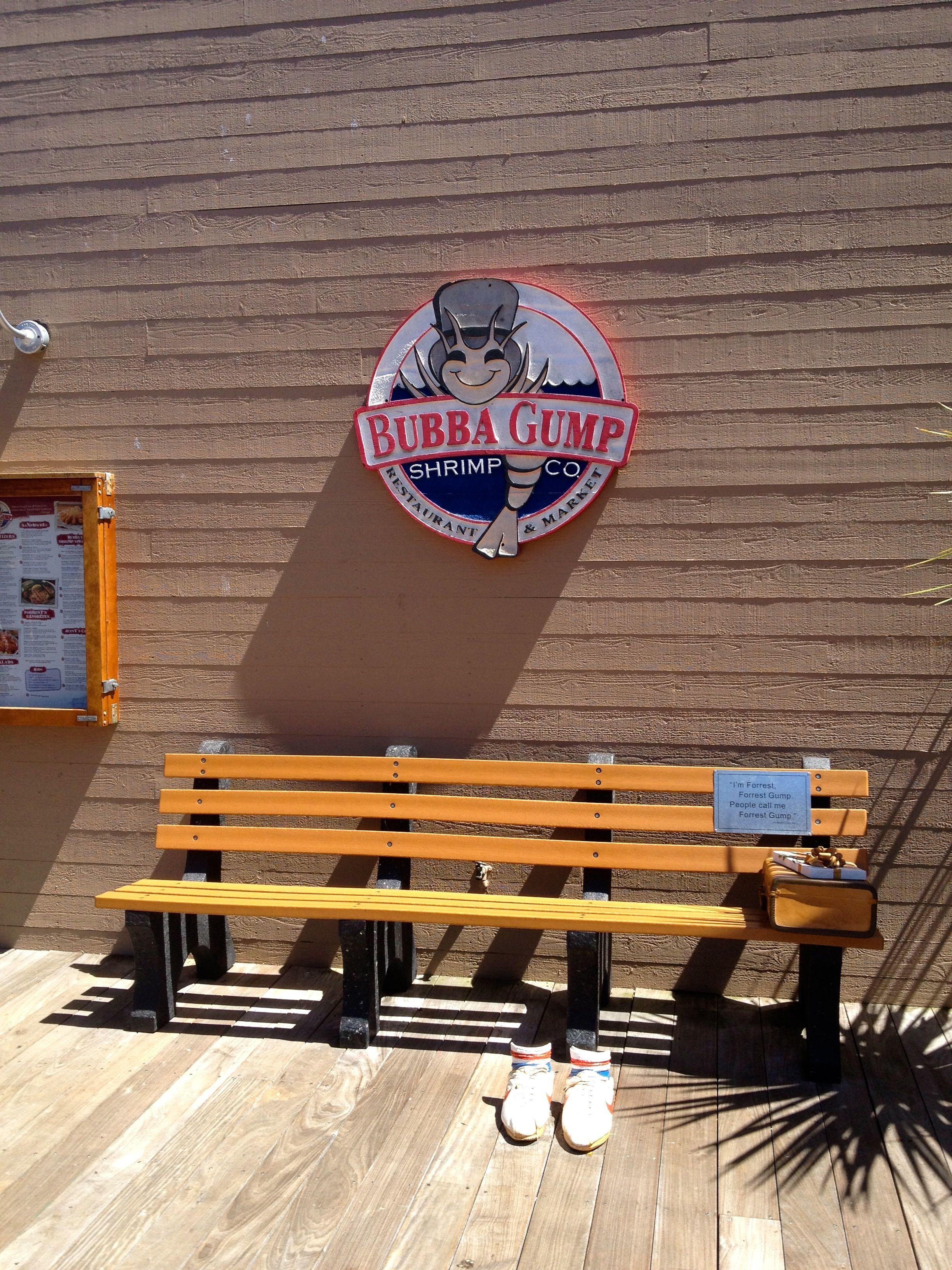 Bubba Gump Shrimp Co Fishermanu0027s Wharf San