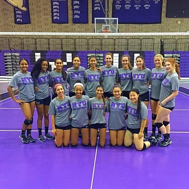 9 Reasons Why You Should Support Nyu Volleyball Volleyball Supportive Nyu