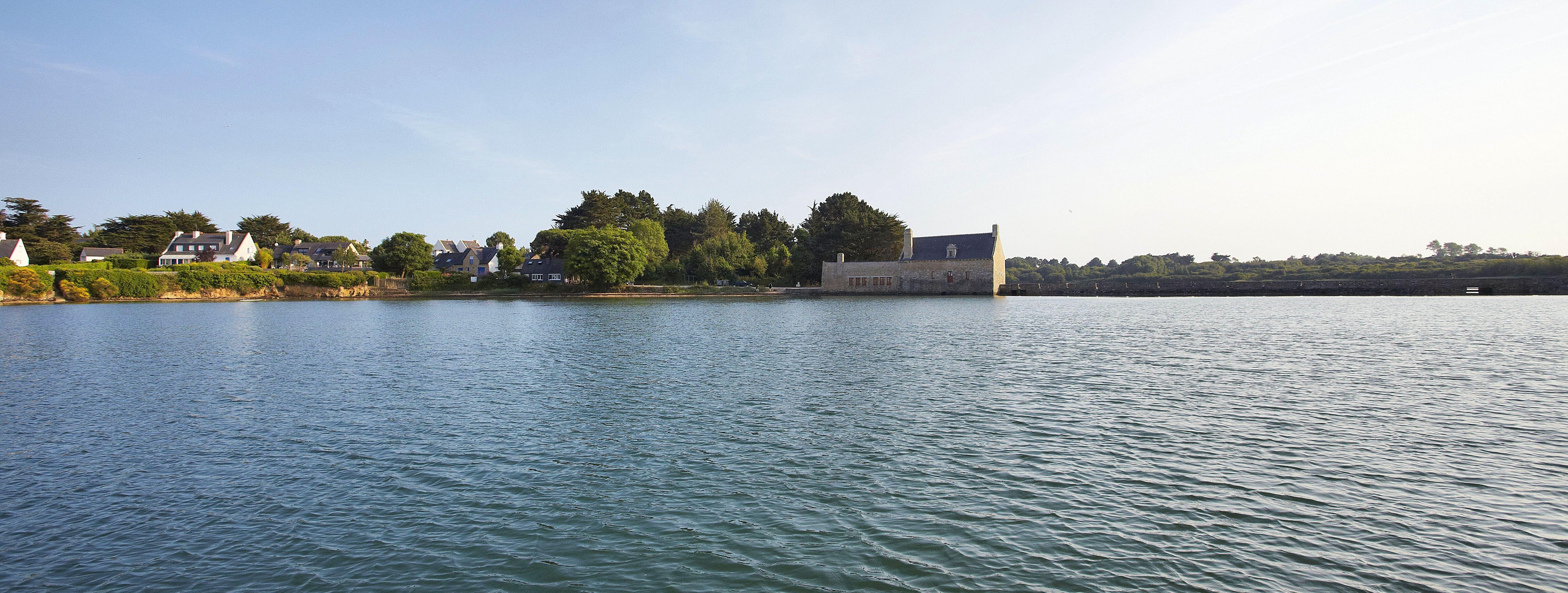 Presqu'île de Rhuys - Pen Castel  Crédit photo : A. Lamoureux