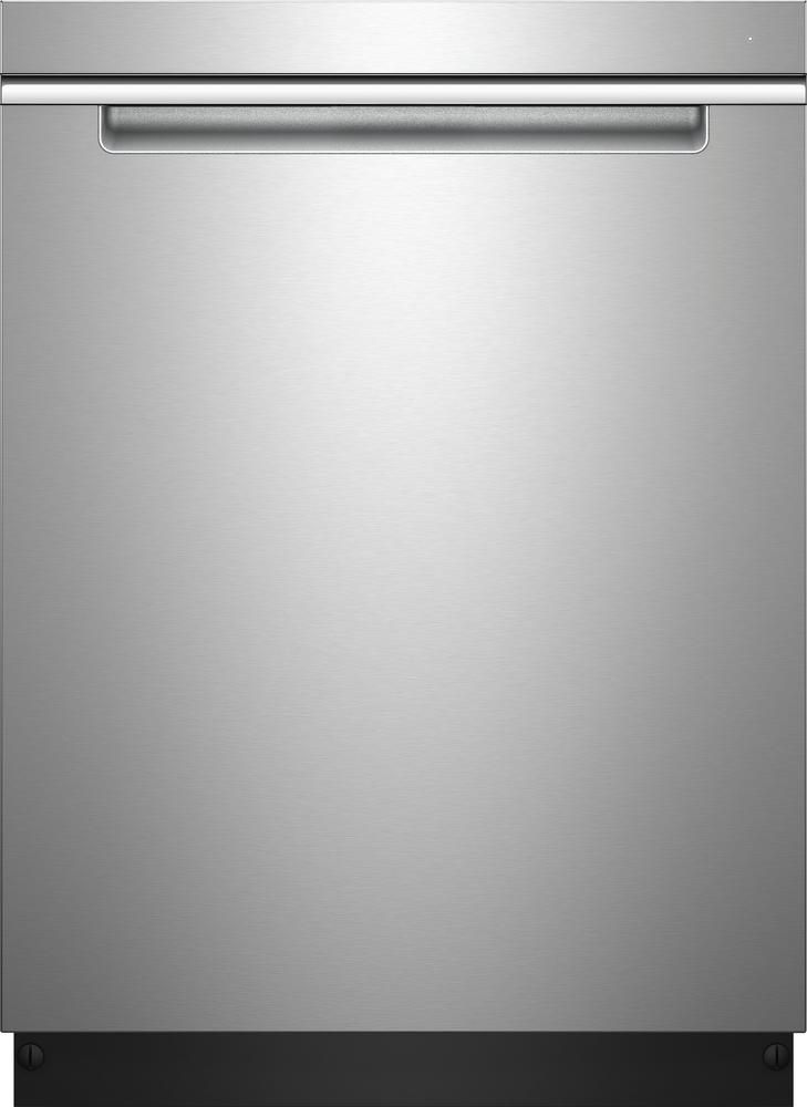 Whirlpool 24 Built In Dishwasher Stainless Steel Wdta50sahz Best Buy Built In Dishwasher Stainless Steel Dishwasher Whirlpool Dishwasher