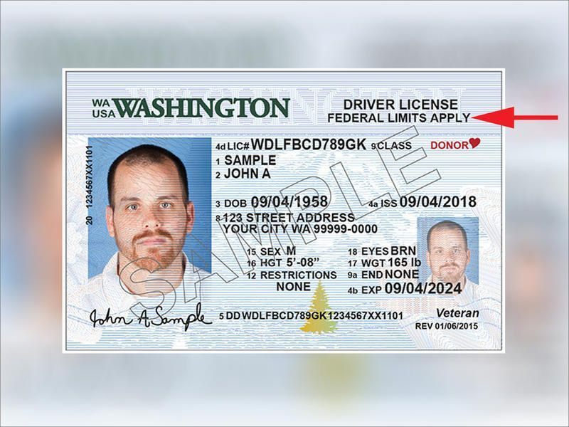 Federal Limits Apply Will Soon Mark Standard Issue Driver S Licenses Drivers License How To Apply Licensing