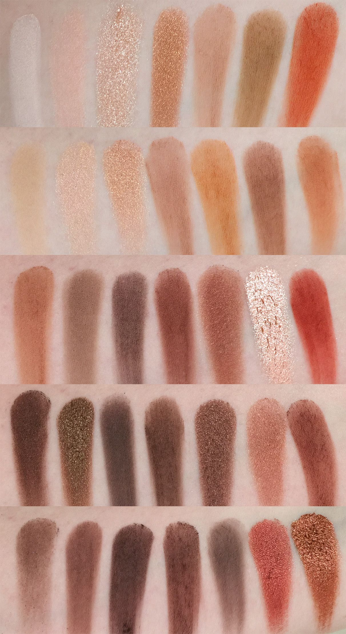 Nature Glow Artistry Palette - 35O by Morphe #8