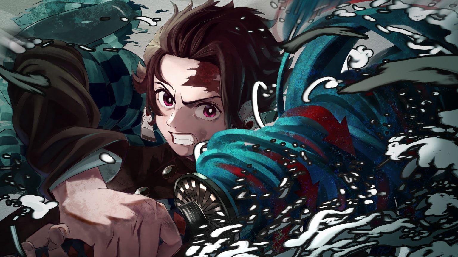 Best Demon Slayer Tanjiro Kamado HD Wallpaper 15 demon kamado ...