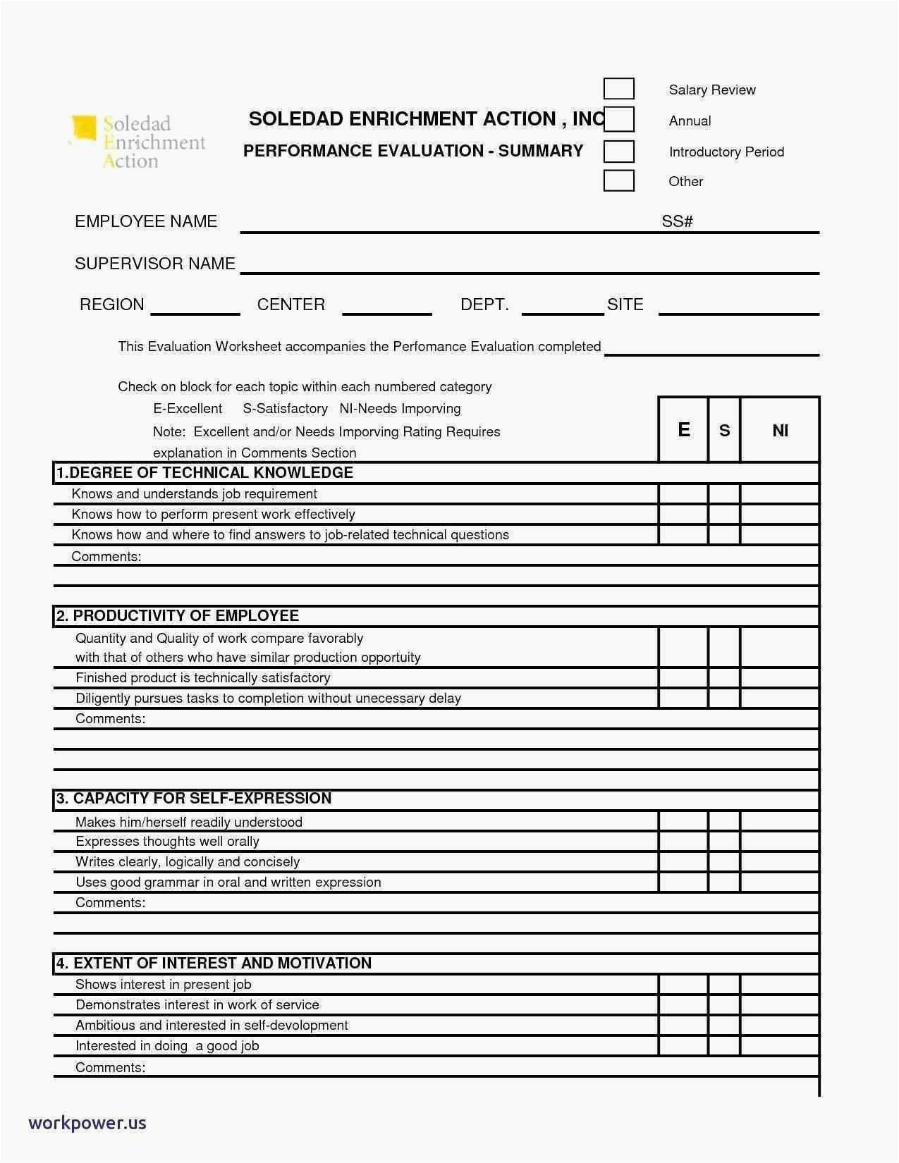 Performance Review Feedback Template Performance Review Feedback Template Performance Review Fee Performance Evaluation Performance Appraisal Evaluation Form
