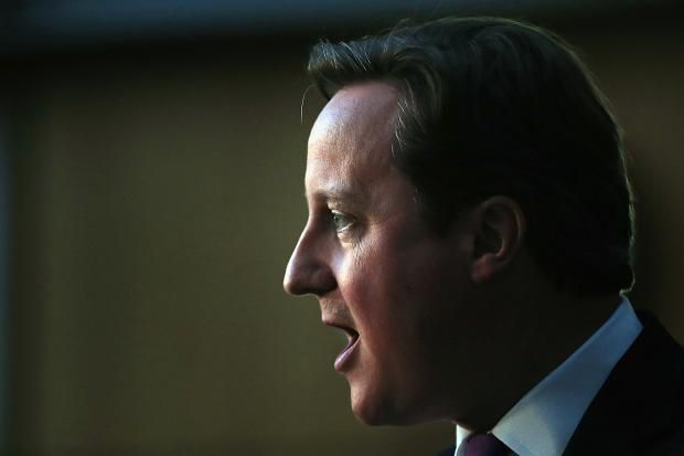 Thatcher funeral guest list: who's invited - pictured:  David Cameron : thetimes uk