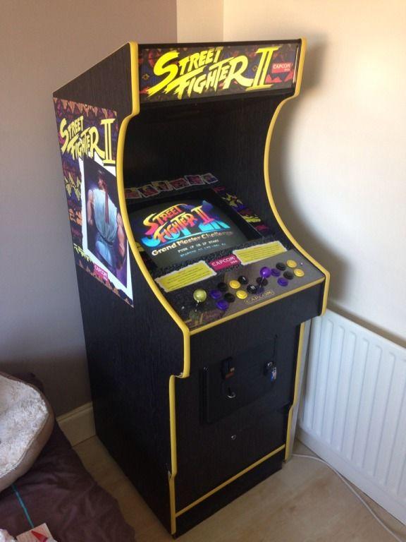 Spartanheed S Image Arcade Cabinet Arcade Retro Arcade