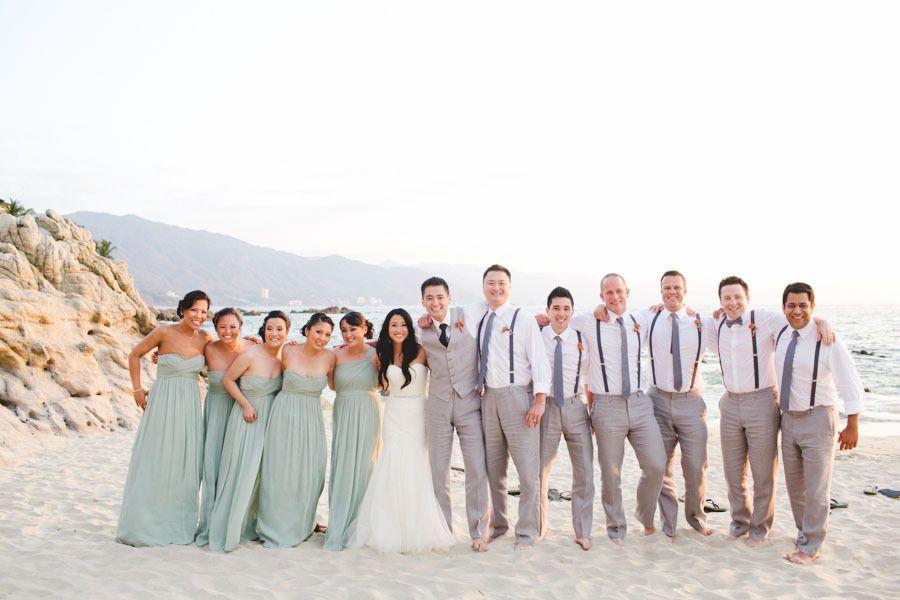 Casa Guillermo Wedding by Gladys Jem | Destination wedding groomsmen ...
