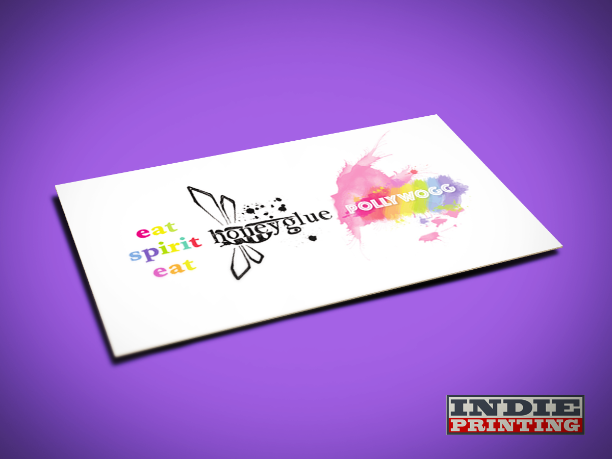 Card stock full color both sides digital offset print matte finish downtown los angeles card stock full color both sides digital offset print matte finish eat spirit eat reheart Image collections