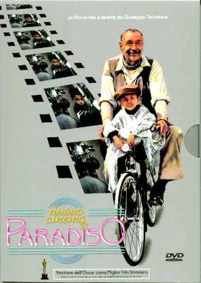 Nuovo Cinema Paradiso Film 1988 Cinema Paradiso Film Cinema