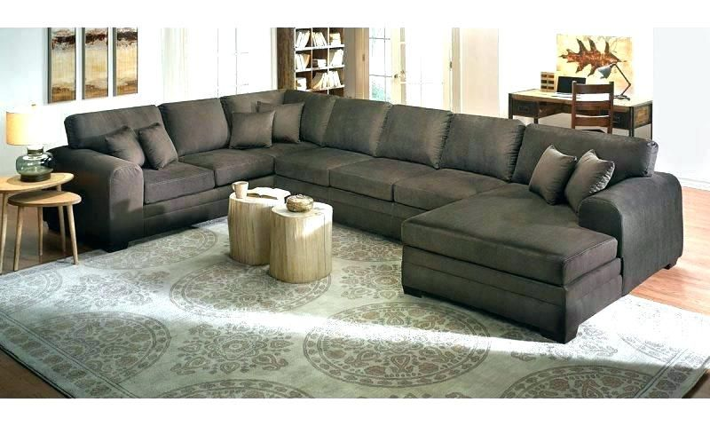 good extra large sectional sofa and