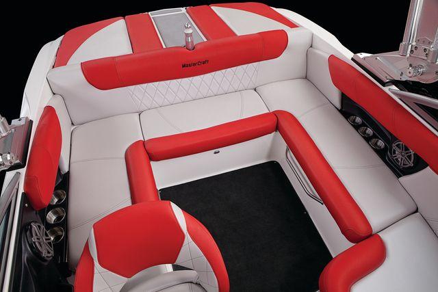 New 2012 Mastercraft Boats X2 Ski and Wakeboard Boat