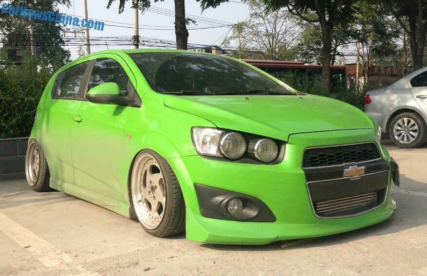 Normally I M More Into Vag But How About This Chevrolet Aveo