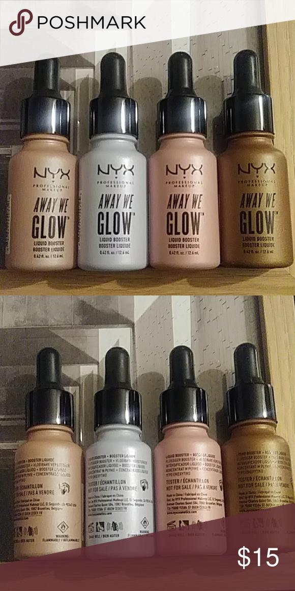 Nyx Away We Glow Nyx Away We Glow Nyx Nyx Makeup