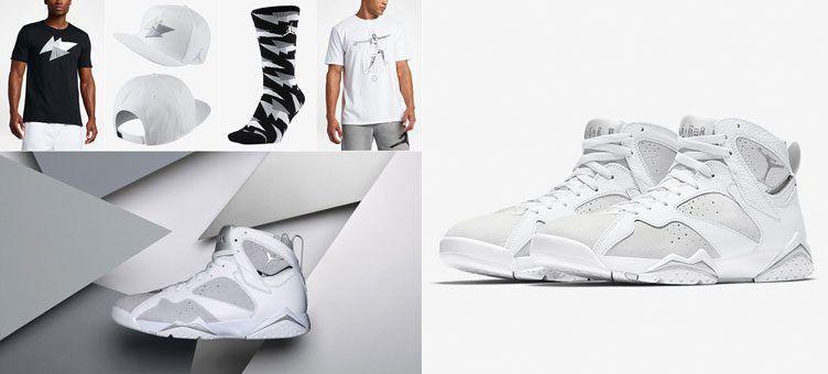 "Air Jordan 7 ""Pure Money"" Collection"