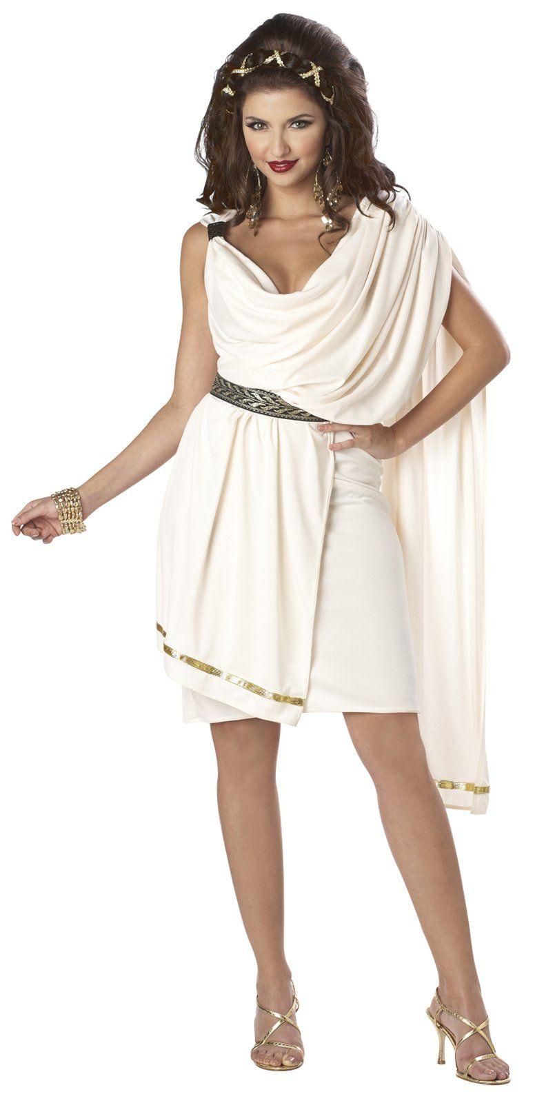 Deluxe classic toga female adult costume toga costume deluxe classic toga female adult costume solutioingenieria Images