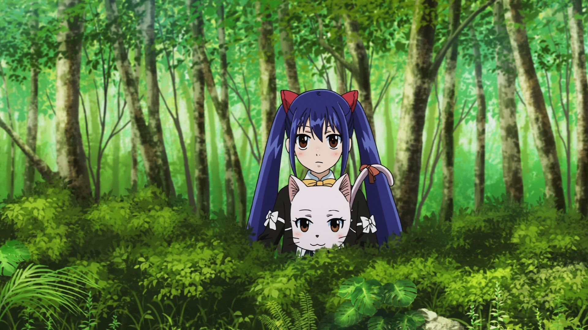 Wendy and Charla - Wendy Marvell Wallpaper (32326322) - Fanpop