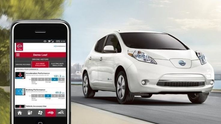 Cool Nice Awesome Cool Nissan Leaf Electric Cars Hack - Nice cool cars