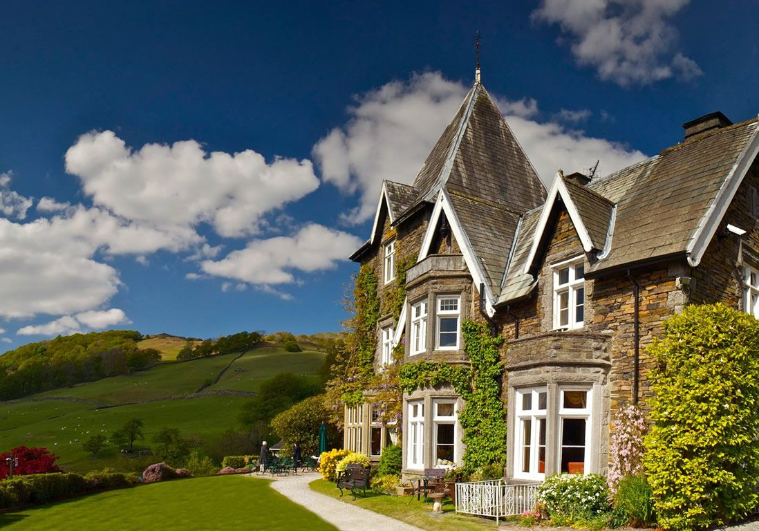 Holbeck Ghyll Country House Hotel, Lake Windermere