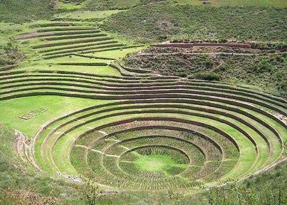 Antiguo Laboratorio De Agricultura Del Tahuantinsuyo Los