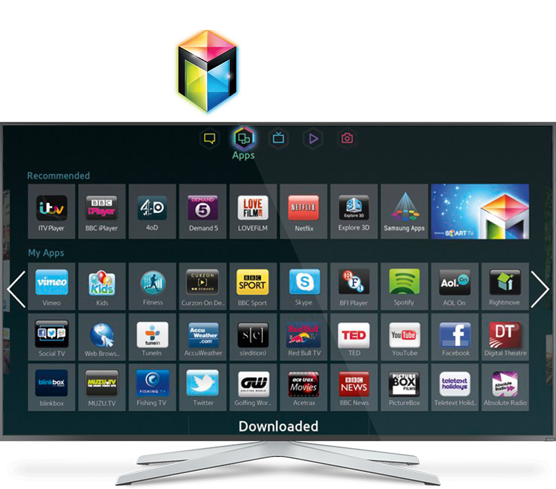 Smart TV App Development Tv app, App development