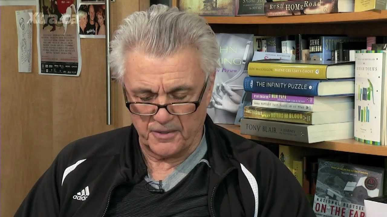 """John Irving Reading of """"In One Person"""""""