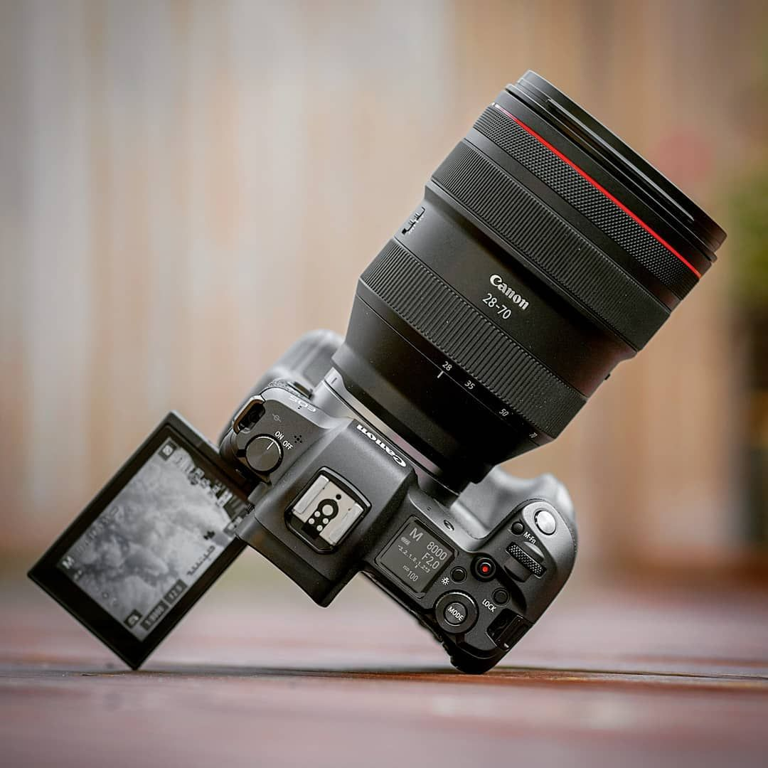 Canon Eos First And Only F2 Zoom Lens For Full Frame Sensor Camera Hacks Canon Camera Photo Gear