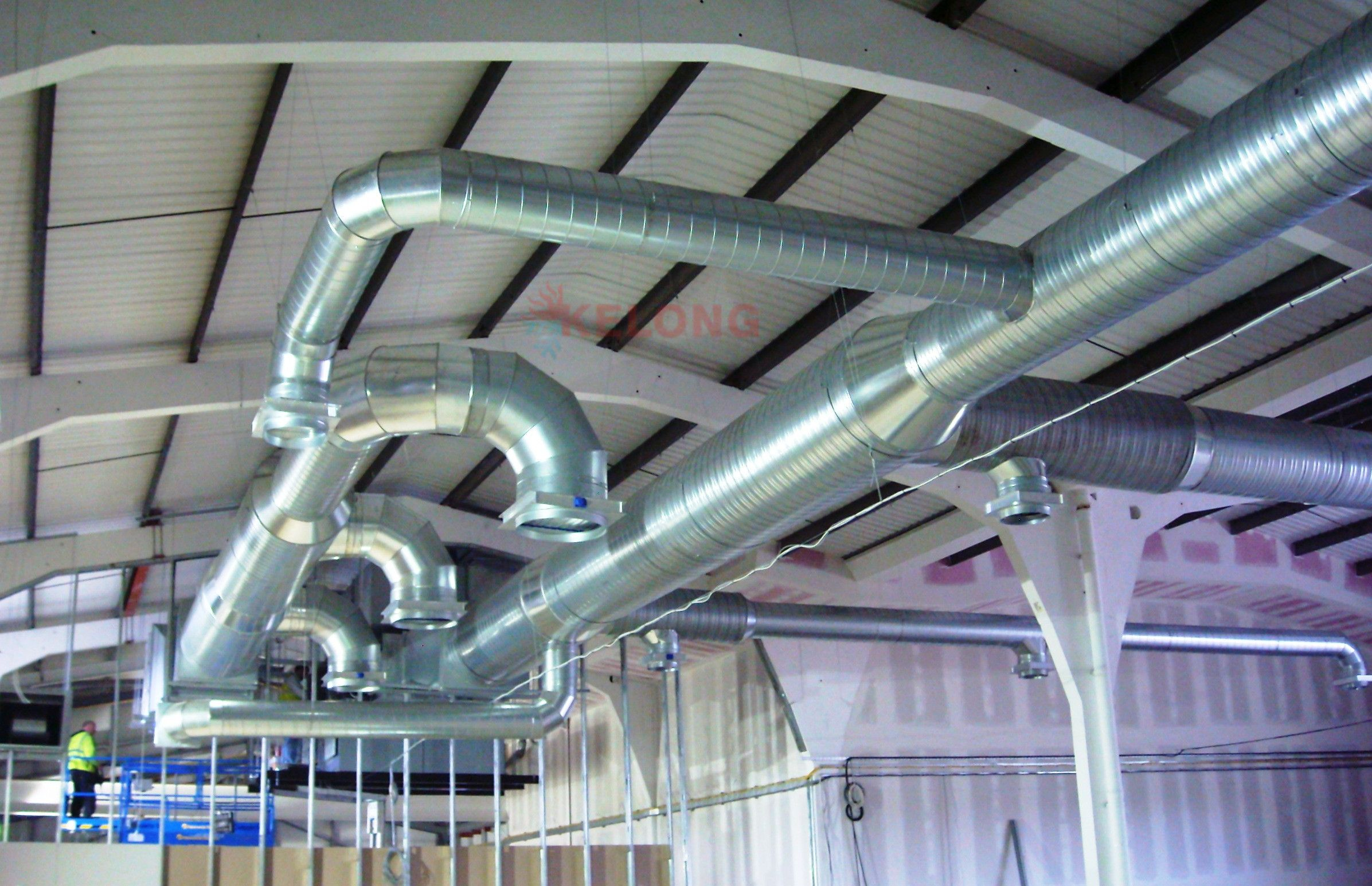 Kelong Hvac Is The Best Company To Provide Commercial Hvac Duct