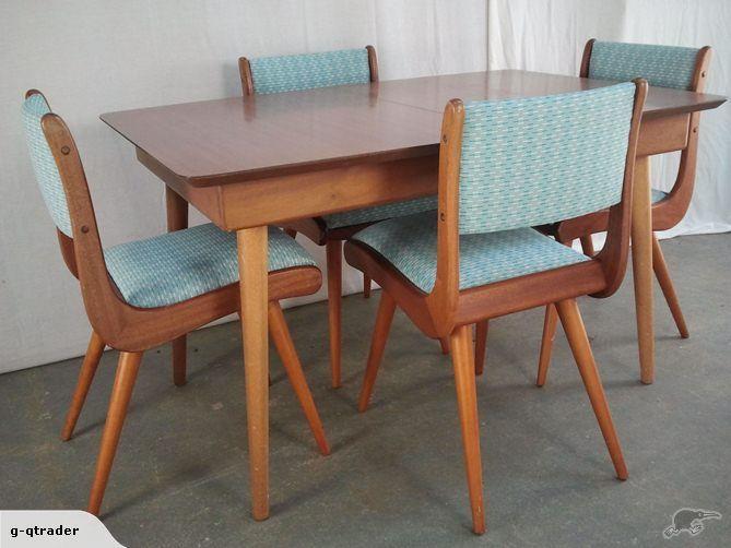 Furniture Art Deco Retro Trade Me Retro Dining Chairs