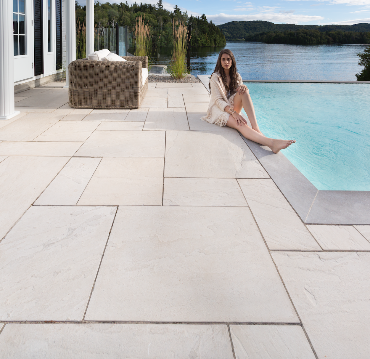 Techo Bloc Aberdeen Slab Techobloc 2016 Techo Bloc Magazine Pinterest Backyard Patios