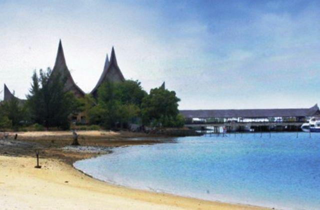 Tempat Wisata Di Batam Pantai Marina Pantai Tempat Pemandangan