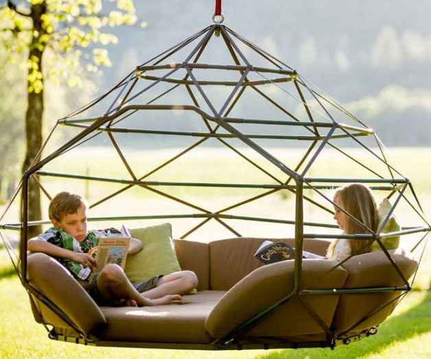 Hanging Canopy Hammock Great Inventions Outdoor