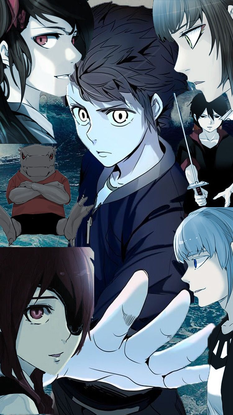 Tower of God Wallpaper (With images) Anime, God art