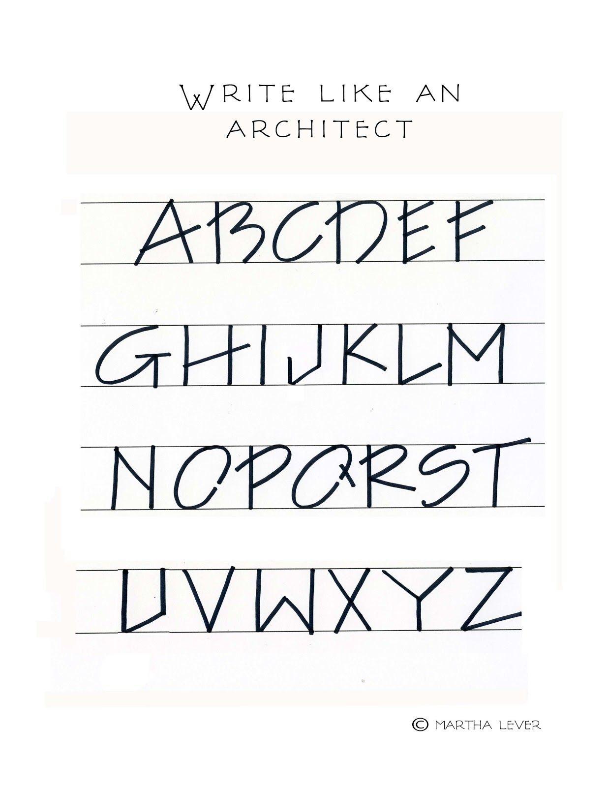 Martha S Paintings Architect Writing