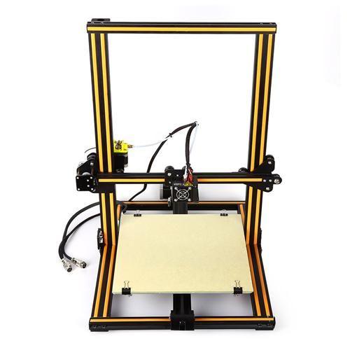 Creality3D CR-10 High Accuracy 3D Desktop Printer Support ...