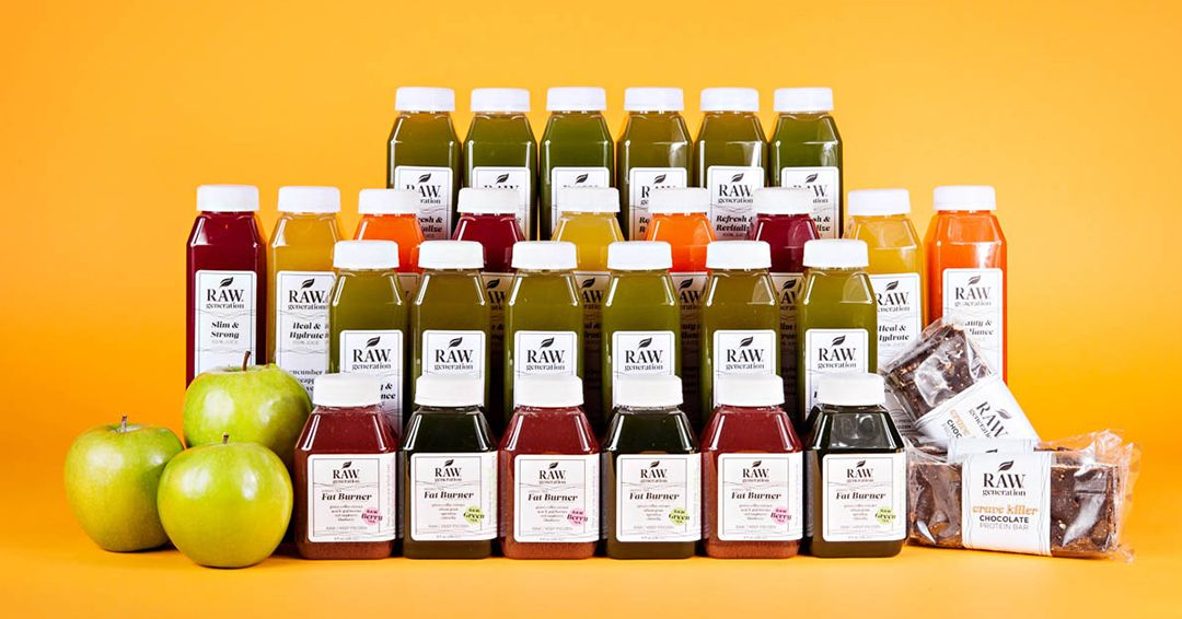 Receive 3 days of juices, fat burning teas, crave killing protein bars, and crisp green apples delivered right to your door. Jumpstart your healthy lifestyle today.