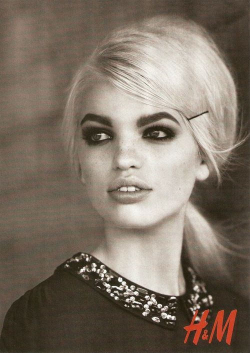 Daphne Groeneveld for H Fall/Winter 2012.