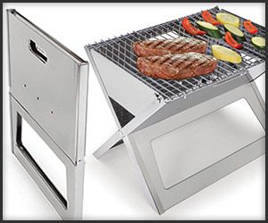 Fold up grill!