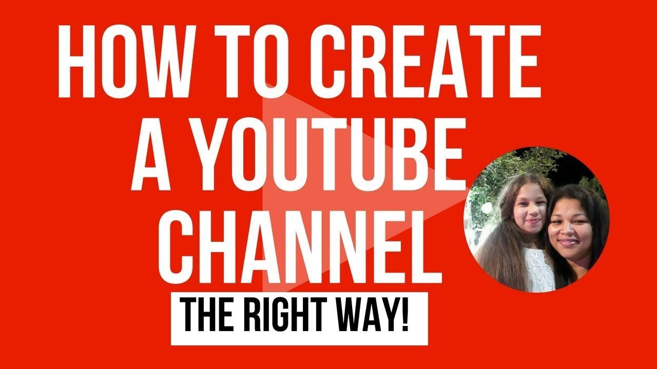 How To Create A Youtube Channel Making Money On Youtube Youtube Youtube Program