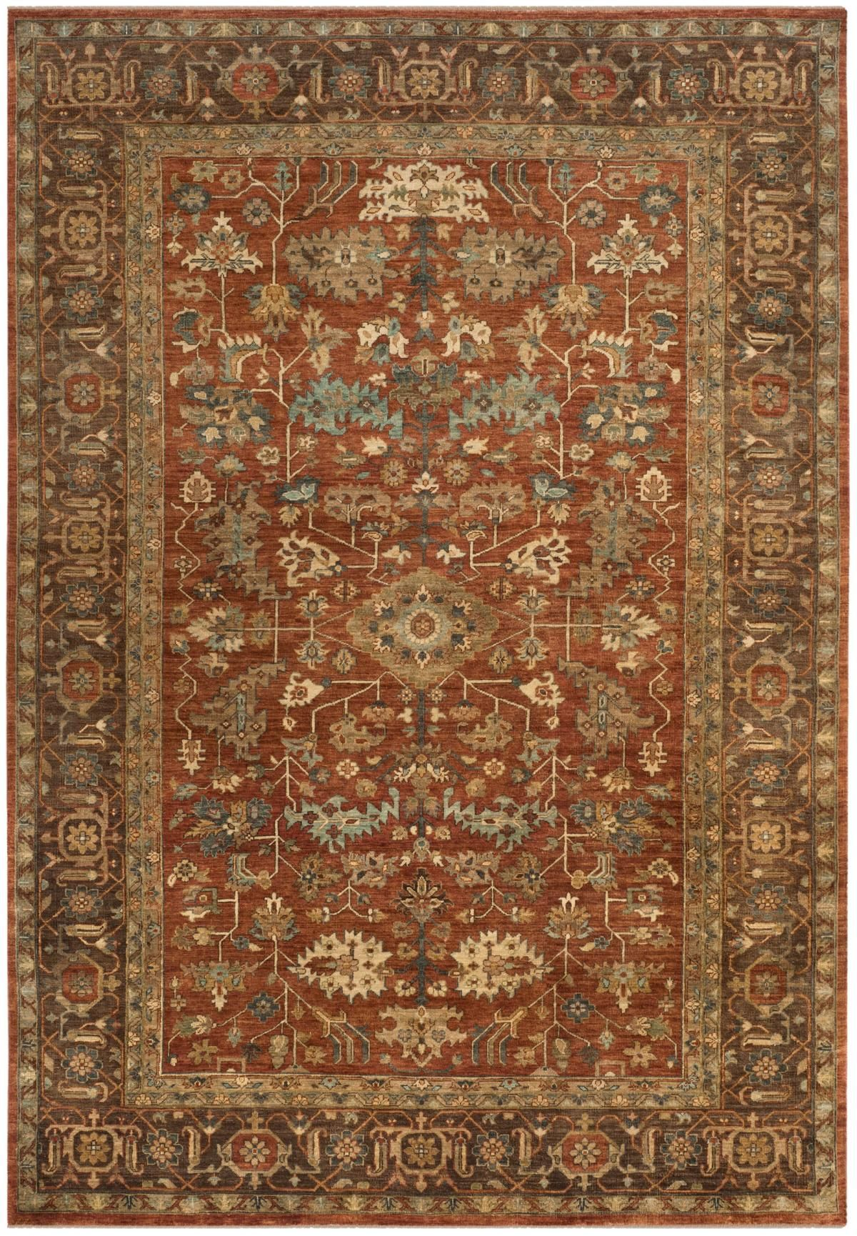 Rug Rlr9554a Harrowby New Ralph Lauren Area Rugs By Safavieh