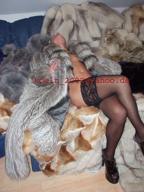 Fur Fetish Mature 56