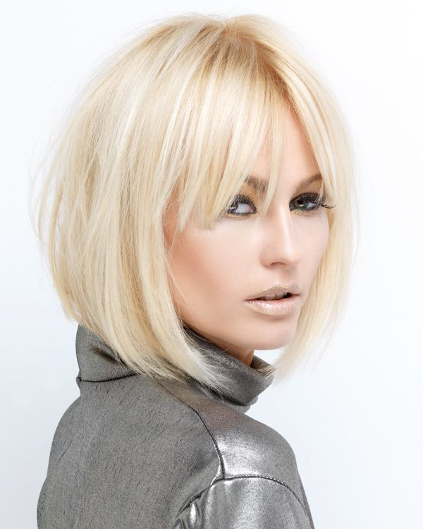 Mittellange Frisurentrends 2019 Hair Haare Short Hair Styles