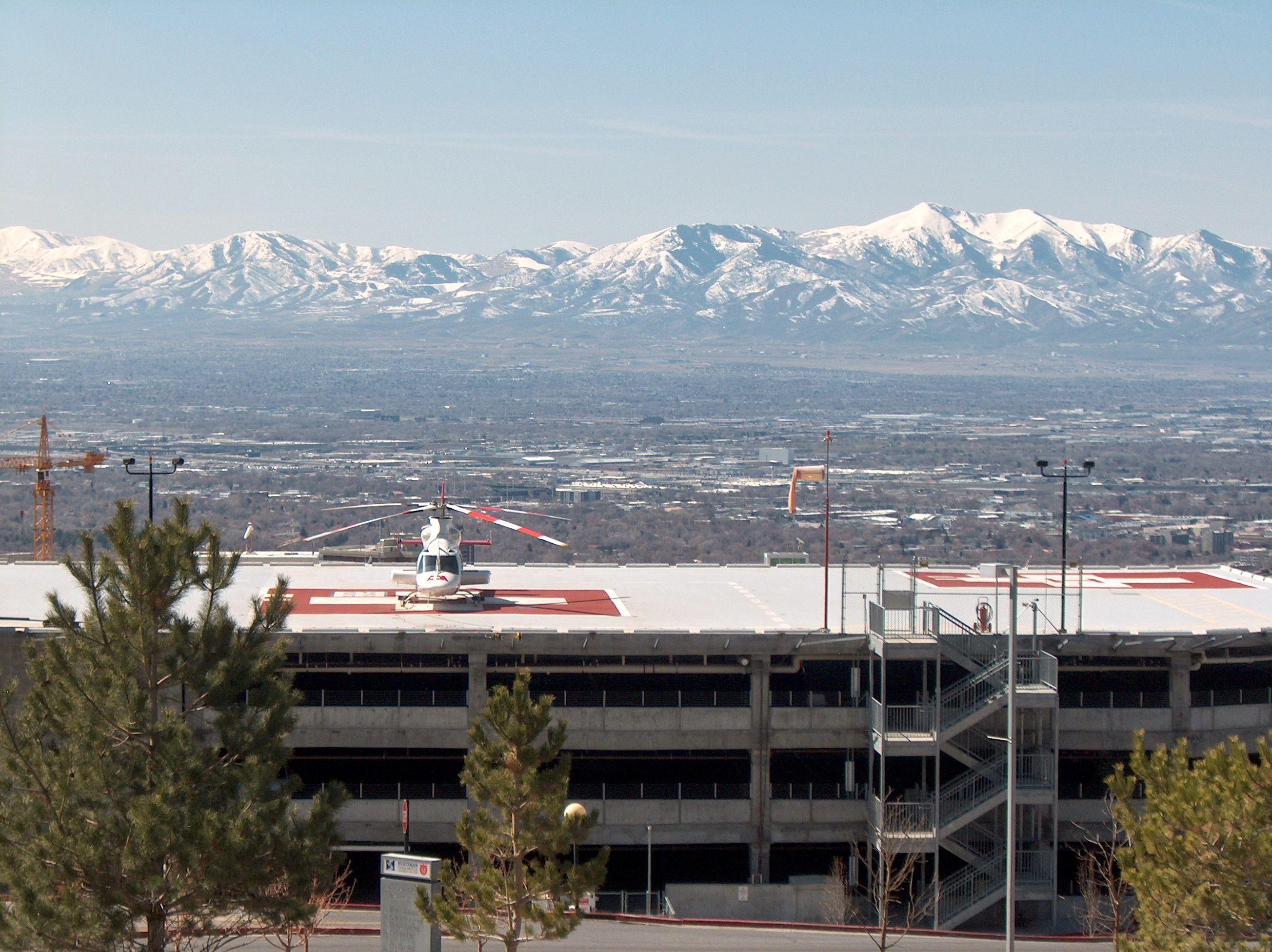 Since University Hospital in Salt Lake City, Utah opened
