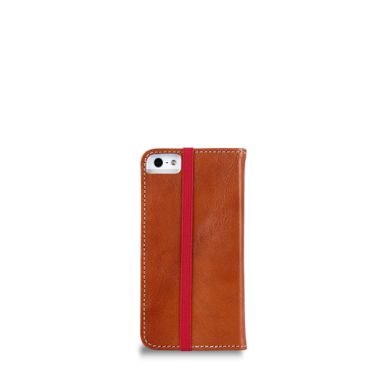 Toffee Cases Tan Flip Wallet apple iphone samsung