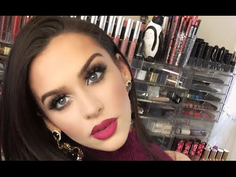 Romantic Matte Smokey Eye | Valentine's Day - YouTube