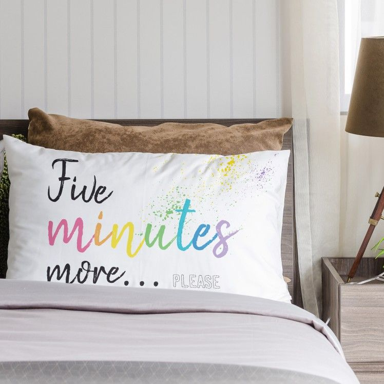 One Night Stand Pillowcases : please