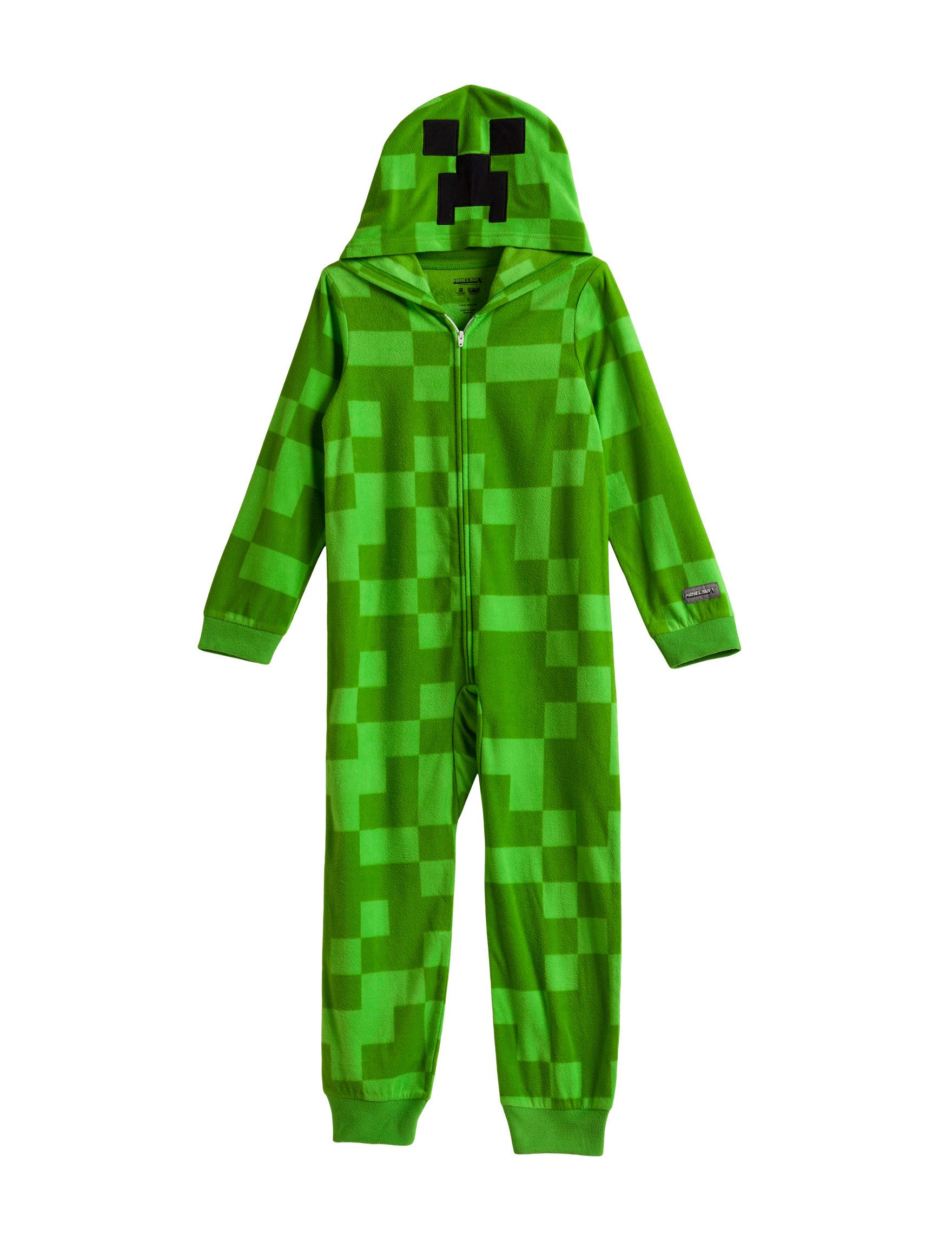 9ea53e35 Minecraft Hooded Coverall - Boys 6-12 | Stage Stores | kid stuff ...